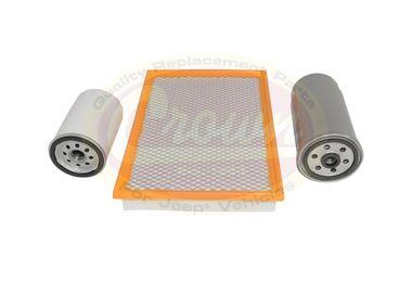 Master Filter Kit (MFK5 / JM-01150 / Crown Automotive)