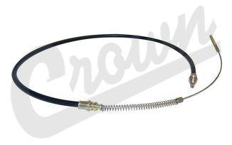 Front Brake Cable, CJ-7 (J5353238 / JM-04226 / Crown Automotive)