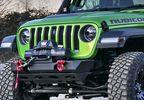 Front Recovery Bumper, HC Stubby, JK, JL, JT (TF4005 / JM-04120 / Terrafirma)