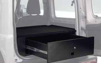 Lockable Cargo Drawer Kit, Jimny (18+) (SSSJ001 / SC-00222 / Front Runner)