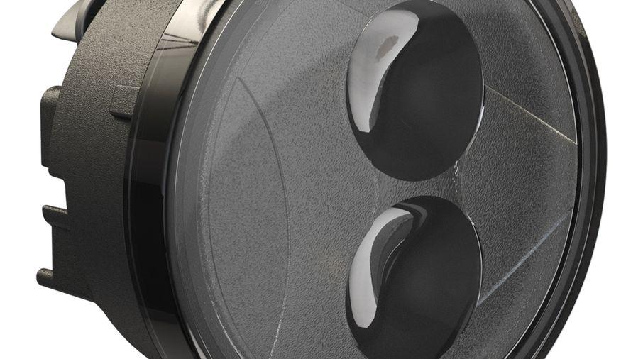 LED Smoked Turn Signals – Model 239 J2 Series, JK (404239J2SSET / JM-04354 / J.W. Speaker)