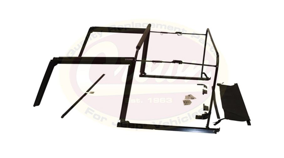 soft top hardware kit  jeep yj   hk8795yj