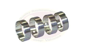 Camshaft Bearing Kit, 2.5, 4.2 & 4.0L (J3205711 / JM-01243 / Crown Automotive)
