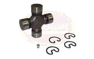 U-Joint, Prop (Greasable via Cap) (8130750 / JM-00042 / Crown Automotive)