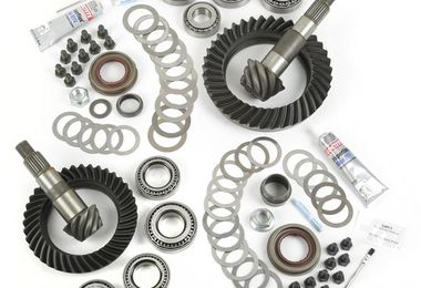 Ring & Pinion Kits, Dana 30/Dana 44, 4.88 Ratio (360003 / JM-02569 / Alloy USA)