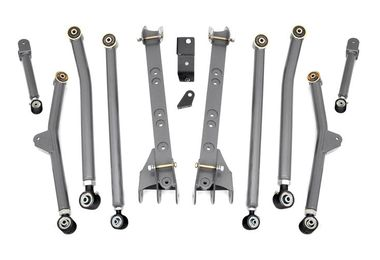 "4-6"" Long Arm Upgrade Kit, TJ (66300U / JM-02295 / Rough Country)"