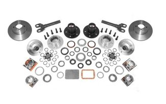 Manual Locking Hub Conversion Kit (12195 / JM-02264 / Alloy USA)