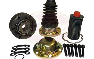 CV Joint Repair Kit (Front) (520992FRK / JM-02317 / Crown Automotive)