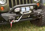 XHD Aluminium Over-Rider Hoop (11541.14 / JM-02635 / Rugged Ridge)