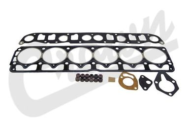 Upper Gasket Set   4.0l (4761015 / JM-05582 / Crown Automotive)
