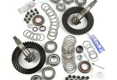 Ring & Pinion Kits, Dana 44/Dana 44, 5.13 Ratio (360007 / JM-02720 / Alloy USA)