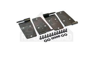 Full Door Hinges (Stainless), YJ & CJ (RT34008 / JM-02489 / RT Off-Road)