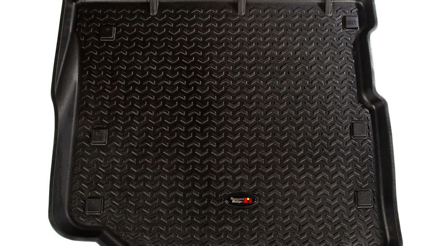 Cargo Liner, Black; JL, 4 Door (12975.49 / JM-04474 / Rugged Ridge)