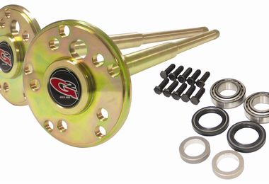Dana 44 35 Spline Placer Gold Rear Chromoly Axle Kit (196-2052-002 / JM-04154 / G2 Axle & Gear)