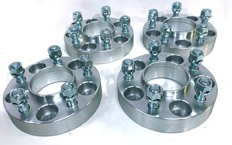 "Wheel Spacer Kit, 30mm 5 x 4.5"" (TF3003 / JM-04448/B / Terrafirma)"