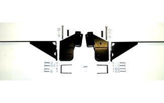 Control Arm Drop Kit, XJ (XJ7800 / JM-02788 / Rocky Road Outfitters)
