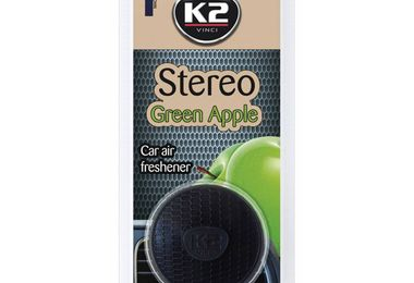 STEREO GREEN APPLE (V152K2 / JM-05243 / Crown Automotive)