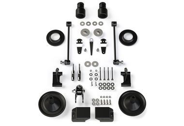 "2.5"" Performance Spacer Lift Kit & Shock Extensions, JK (1355210 / JM-05329 / TeraFlex)"