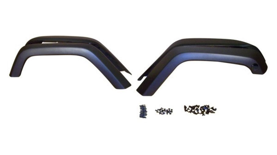 Fender Flare Kit (Wrangler JK) (5KFK / JM-01001 / Crown Automotive)