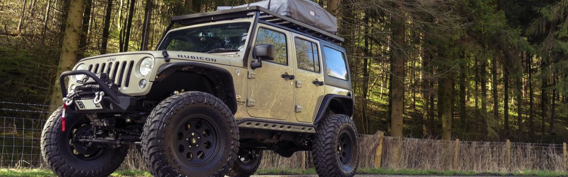 Check out our latest Storm Jeep Build for Inspiration