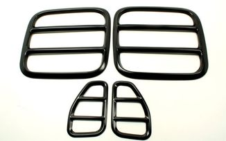 Rear Light Guards, Renegade (TF4285 / JM-04450 / Terrafirma)