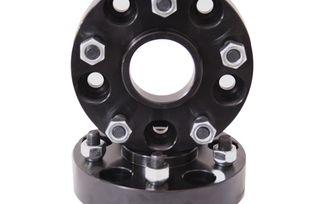 "Wheel Spacers, 5x5, 1.5"" Wide (15201.05 / JM-03146 / Rugged Ridge)"