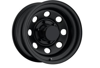 "Steel Wheel, Series 98 Black. 16"" X 8"" (98-6873 / JM-02265 / Pro Comp)"