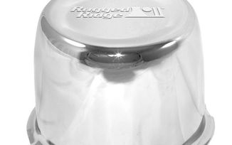 Wheel Center Cap, Chrome (15201.52 / JM-02176 / Rugged Ridge)