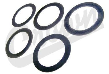 Pinion Bearing Shim Kit (4856369 / JM-05055 / Crown Automotive)