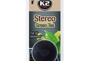 STEREO GREEN TEA (V153K2 / JM-05244 / Crown Automotive)