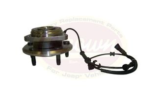 Hub & Bearing Assy - JK (Front) (52060398AC / JM-03128 / Crown Automotive)