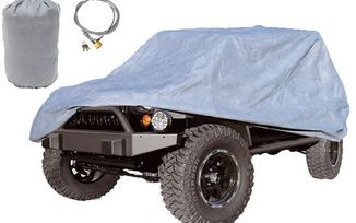 3-Layer Car Cover (13321.81 / JM-02871 / Rugged Ridge)