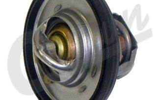Thermostat, 3.7L & 4.7L (52079476AC / JM-00754 / Crown Automotive)