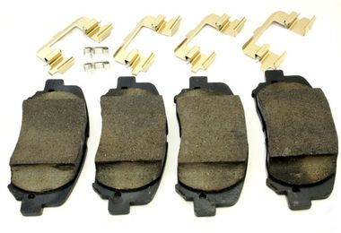 Brake Pad Set (BRF) (68225170AC / JM-00534 / Mopar)