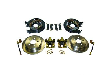 Drum to Disc Conversion Kit (Dana 35) (D35DISC-2/RT31007 / JM-00462 / RT Off-Road)
