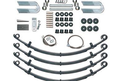 "2.5"" Suspension Lift Kit, No Shocks, YJ (RE5505 / JM-00369 / Rubicon Express)"