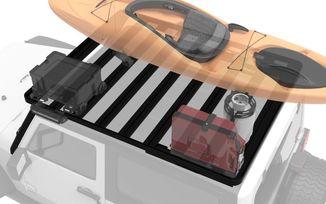 Extreme Slimline II Roof Rack, JK 3 Door (KRJW016T / JM-01741 / Front Runner)