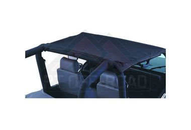 Beach Toppers (Black) YJ (BT30015 / JM-01554 / Crown Automotive)