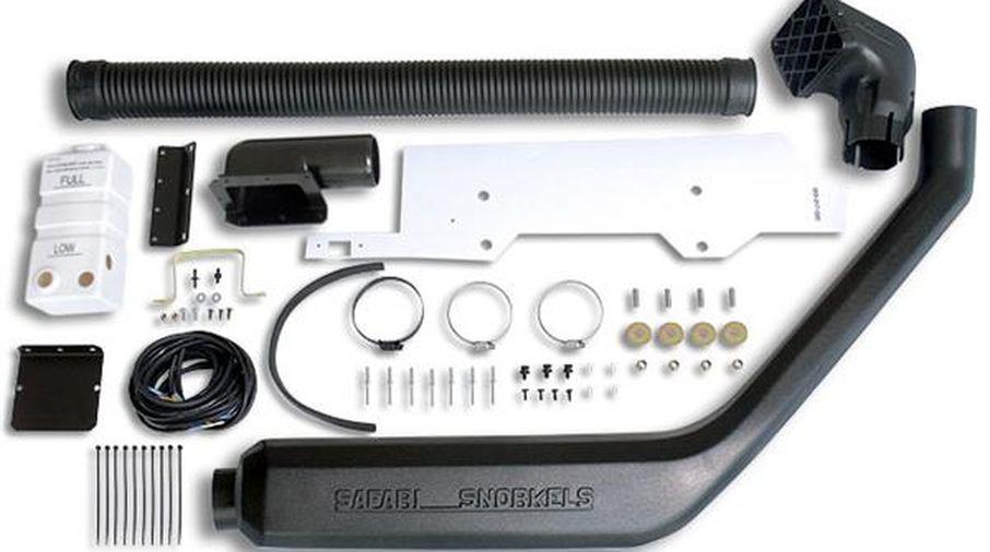 Safari Snorkel, 95-01 4.0L XJ (1195HF / JM-02073 / Safari Snorkels)