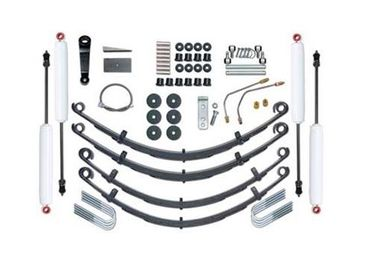 "4"" Suspension Lift, YJ (RE5515 / JM-02315 / Rubicon Express)"
