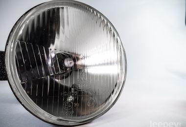 """USED - Genuine Jeep 'JK' Standard Headlight (Right)"""" (JMU-00023)"""