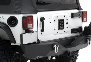 Rear Bumper, XRC, JK (76855 / JM-02501 / Smittybilt)