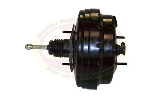 Power Brakes Booster (68003619AA / JM-01772 / Crown Automotive)