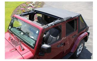 Fold Back Soft Top (4-Door) (RT10835T / JM-01026 / RT Off-Road)