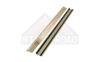 Entry Guards, Stainless (RT34010 / JM-01547 / RT Off-Road)