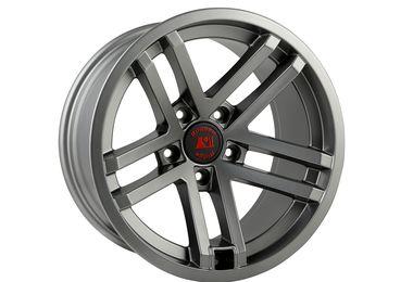 Jesse Spade Wheel, 17X9, Satin Gun Metal (15303.92 / JM-04204 / Rugged Ridge)
