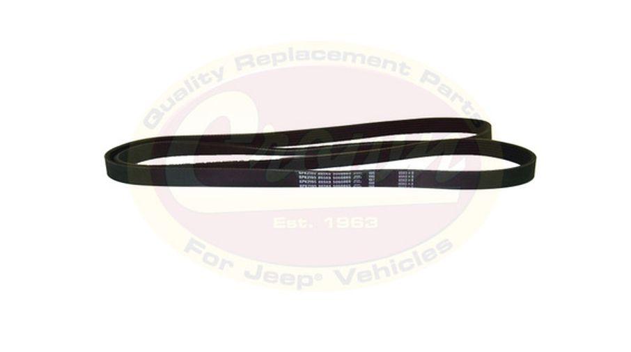 Serpentine Belt (53008722 / JM-00417FC/OS / Crown Automotive)