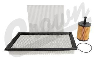 Master Filter Kit - Patriot/Compass 07-09 (MFK17 / JM-00646 / Crown Automotive)