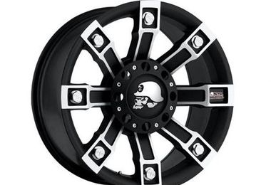 Metal Mulisha 7113 Series, 18X9 (7036-8973 / JM-02519 / Pro Comp)