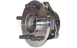 Front Brake Hub Assembly (53007449 / JM-00841 / Crown Automotive)
